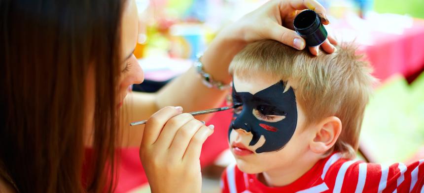 Fasnacht, Fasching, Karneval im Kindergarten