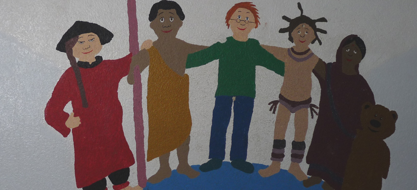 Integration im Kindergarten