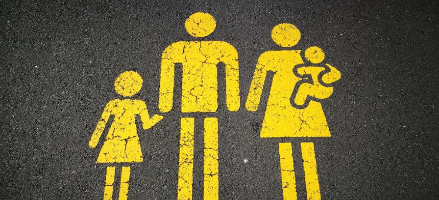 Was macht die Corona-Krise und Social Distancing mit der Familie?