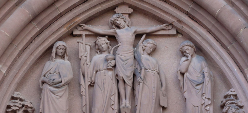 Ecclesia und Snagoge
