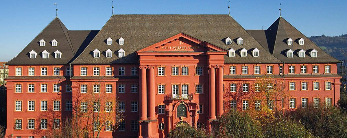 Verlag Herder - Das Rote Haus in Freiburg