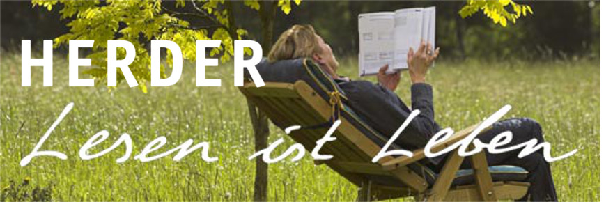 Verlag Herder - Lesen ist Leben