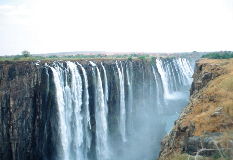Ein wunderschönes Land wird abgewirtschaftet: Simbabwe