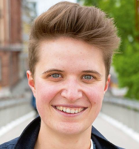 Anna-Nicole Heinrich, geboren 1996, Präses der EKD
