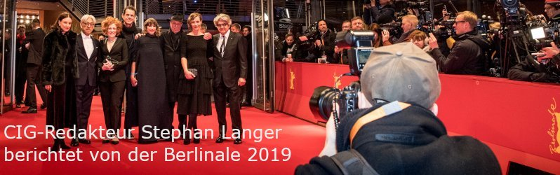 Anzeige: Berlinale-Blog der CIG-Redaktion