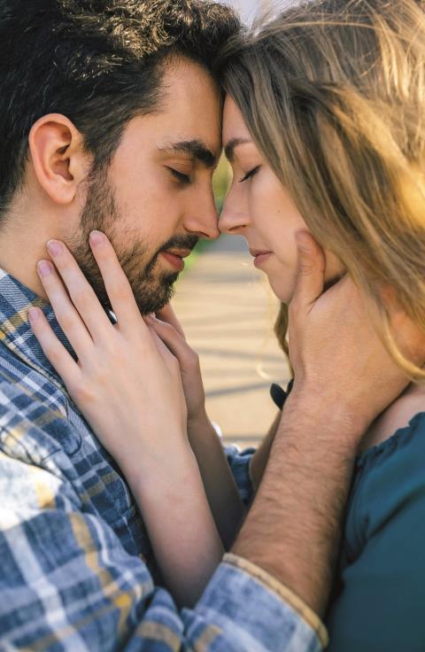 Die Nase ist bei Nähe und Intimität entscheidend: Ich kann dich gut riechen.