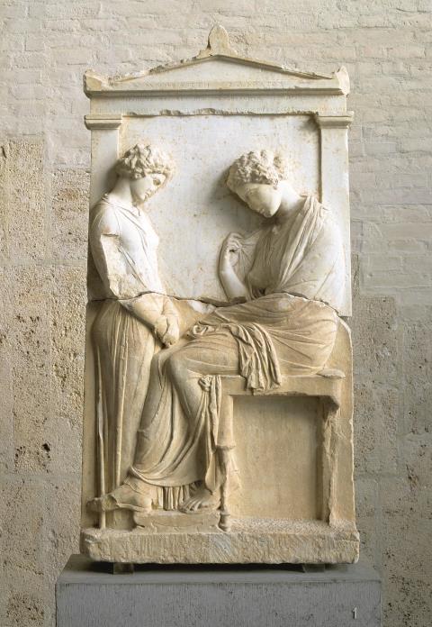 Das Weiterleben nach dem Tod Persephones