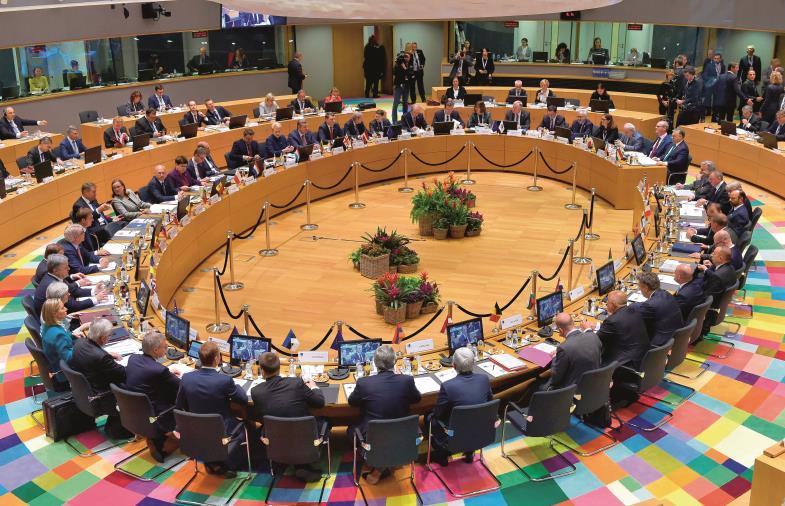 Europäischer Alltag: Das Ringen um Kompromisse mag anstrengend und zäh sein. Aber es ist letztlich ein Zeichen von Stärke, möglichst alle einzubeziehen.