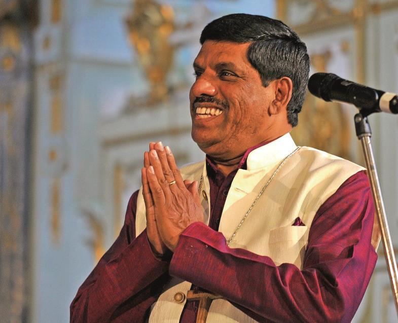Bischof Komanapalli Singh, Indien