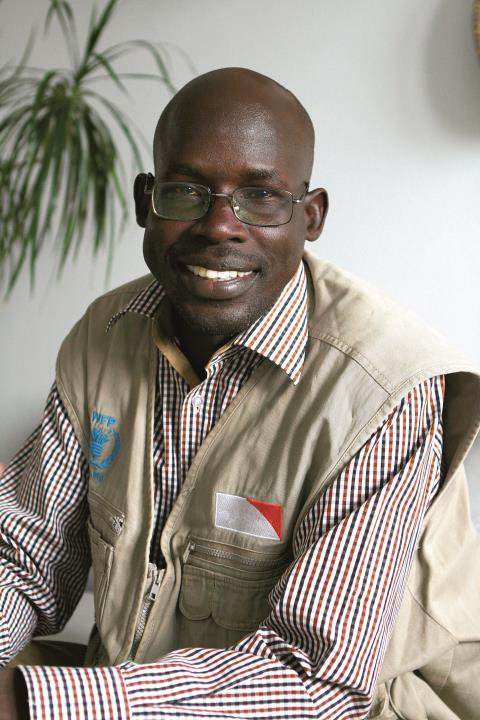 Angelo Mathuch, Südsudan