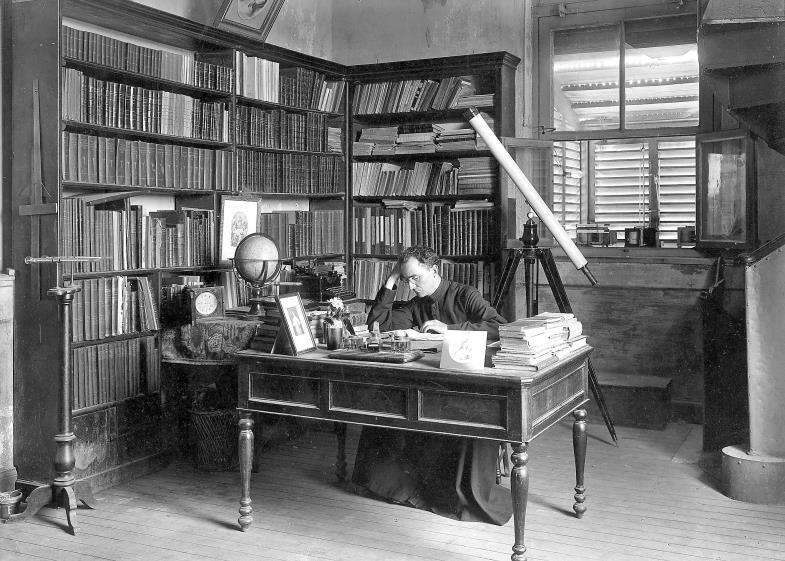 Die Geschichte der Mission ist längst nicht in allen Facetten beleuchtet. Archive helfen bei der Aufarbeitung (historische Missionars-Bibliothek in Argentinien).