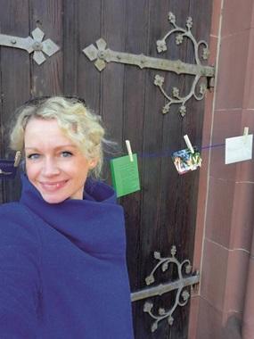 Pfarrerin Anne Helene Kratzert