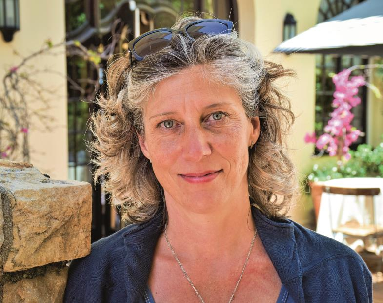 Angela Katschke, Südafrika / Deutschland