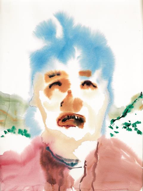 """Leiko Ikemura, """"Fuku"""", 2012"""