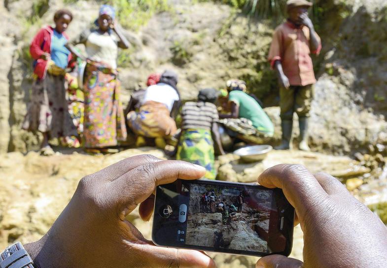 Digitalisierung: Coltan in der Demokratischen Republik Kongo
