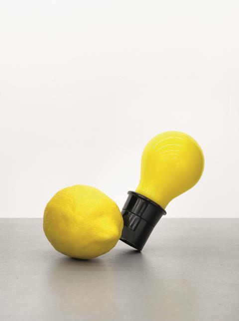 Joseph Beuys: Capri-Batterie, © VG Bild-Kunst, Bonn 2021