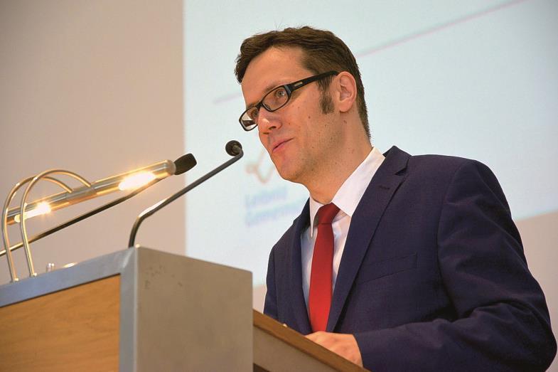 """""""Theologische Vorwärtsverteidigung kann nur mit Substanz gelingen"""": Martin Dürnberger bei der Eröffnung der Salzburger Hochschulwochen 2019"""
