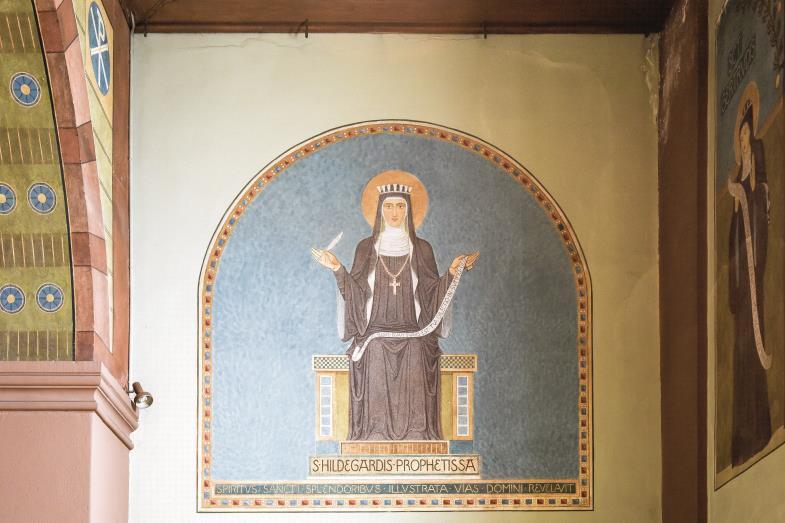 Hildegard von Bingen kann jetzt weltweit am 17. September verehrt werden.