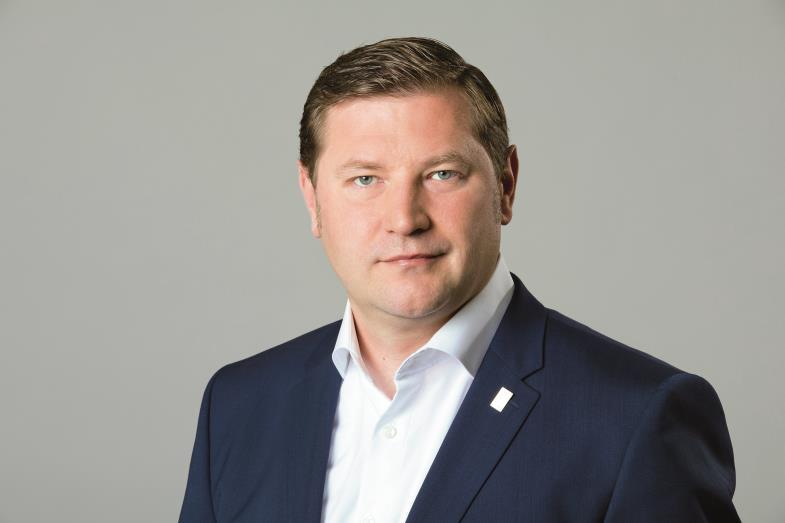 Tim Kurzbach, der Vorsitzende des Kölner Diözesanrats der Katholiken
