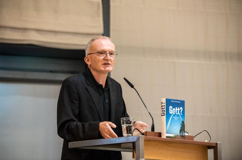 Buchvorstellung von Christian Heidrich
