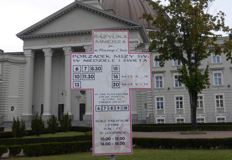 Ein Sonntag in Bydgoszcz