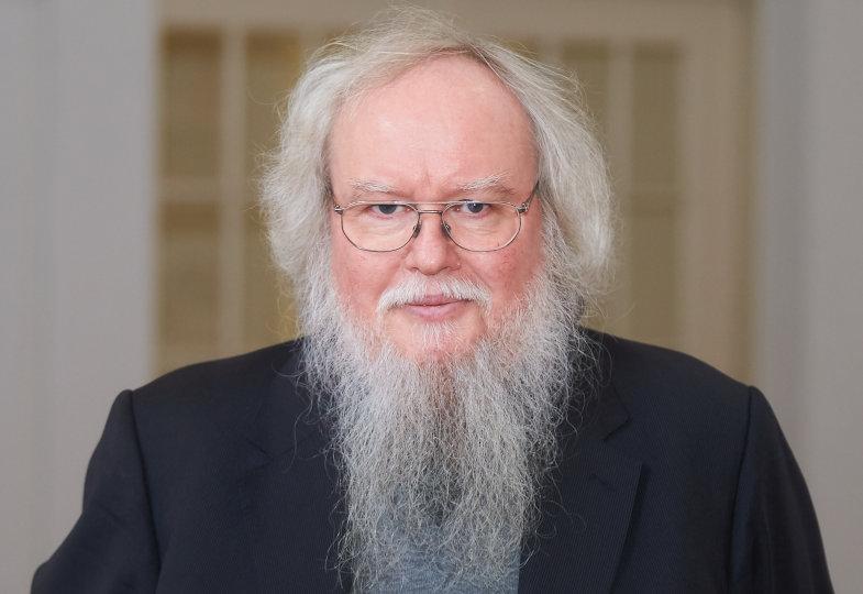 Johannes Röser, Chefredakteur des CHRIST IN DER GEGENWART