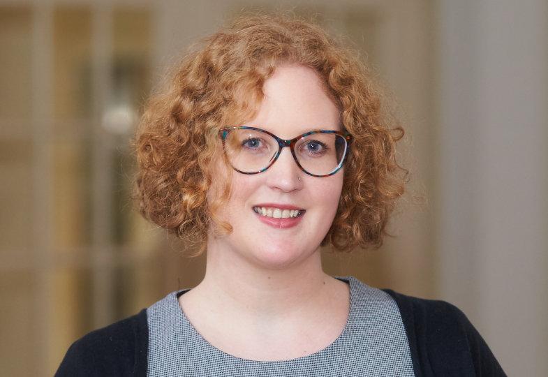 Saskia Schwörer, Sekretärin des CHRIST IN DER GEGENWART
