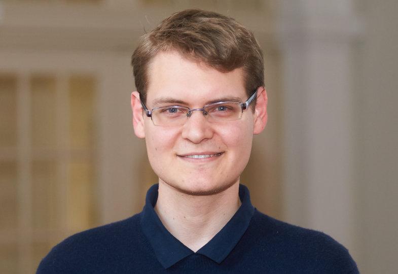 Simon Lukas, Redakteur des CHRIST IN DER GEGENWART