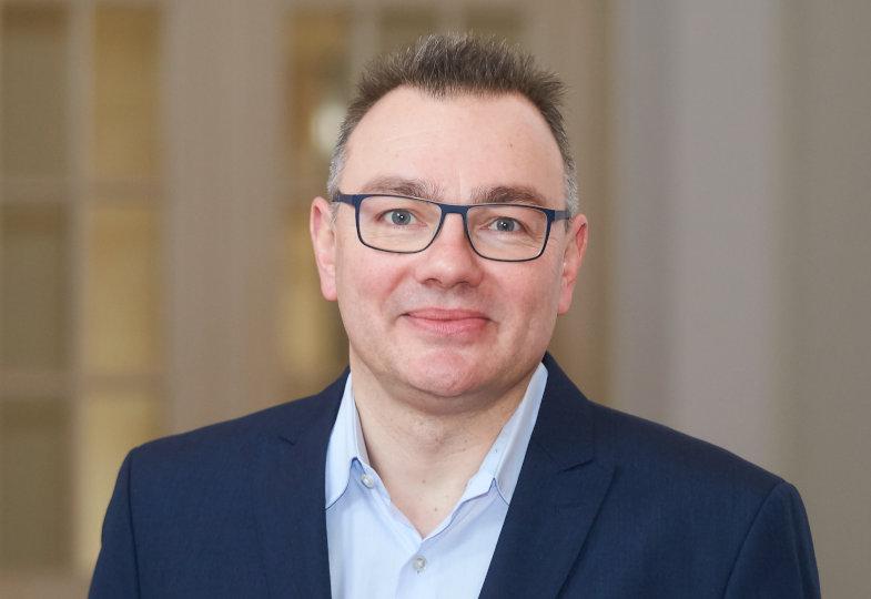 Stephan Langer, Redakteur des CHRIST IN DER GEGENWART