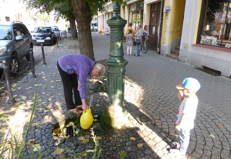 Über Oskar Tietz und die