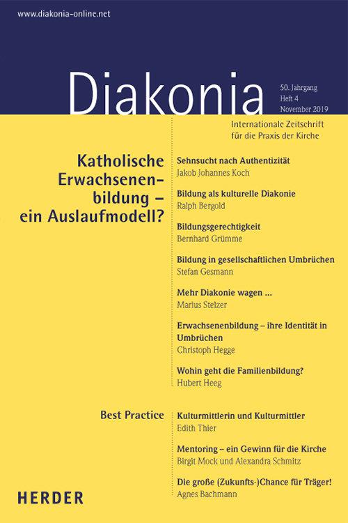 Diakonia 4/2019