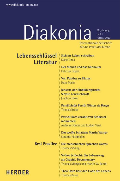 Diakonia 1/2020