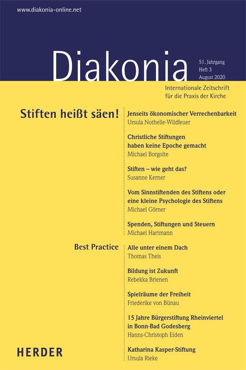 Diakonia 3/2020