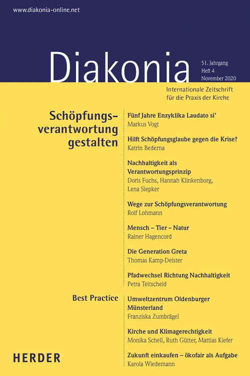 Diakonia 4/2020