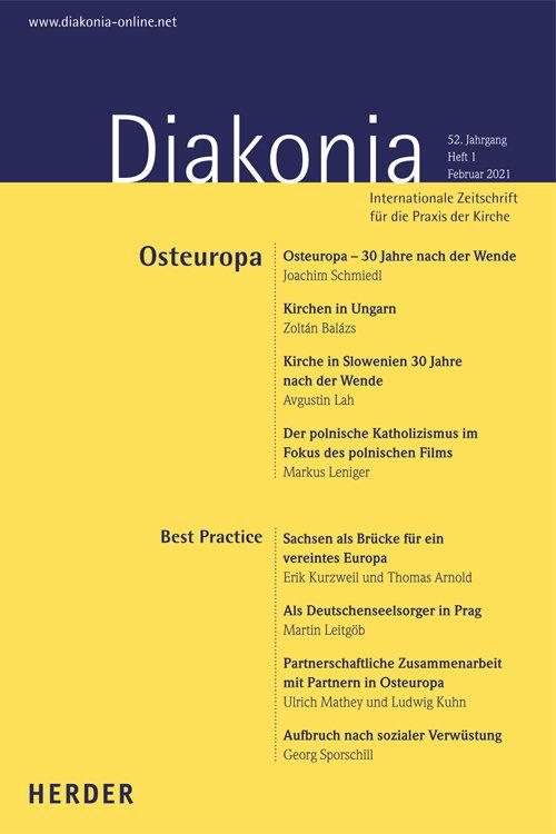 Diakonia 1/2021