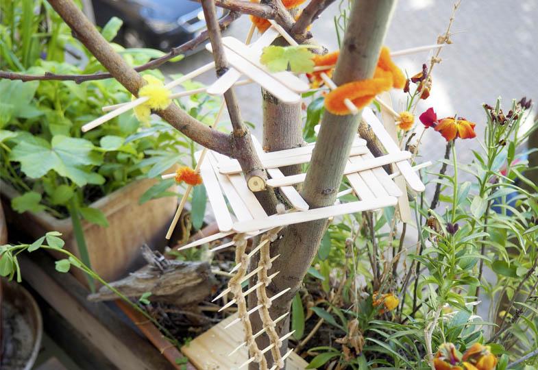 Das Minibaumhaus