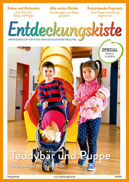 Entdeckungskiste. Impulse für die Kita-Praxis 6/2020, November/Dezember: Teddybär und Puppe
