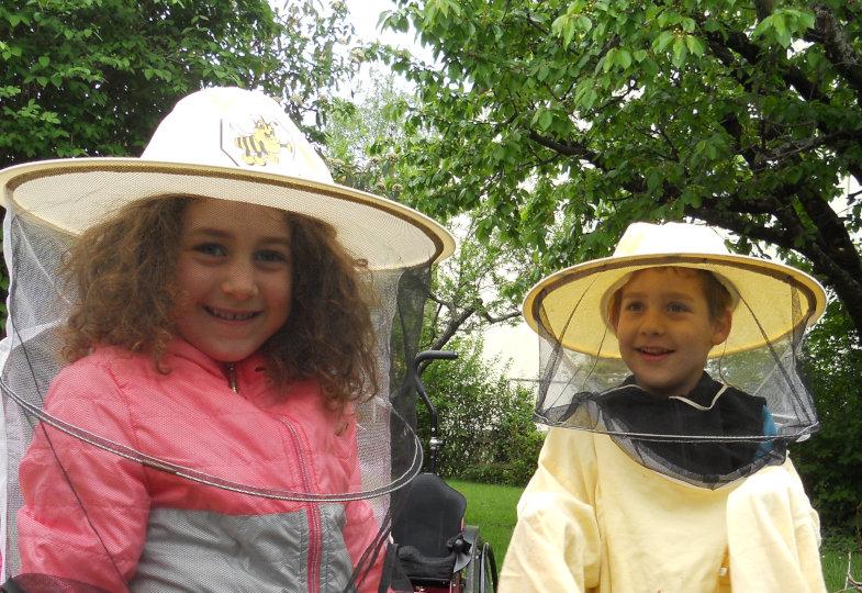 Honig, Wachs und Waben: Die wichtige Arbeit der Bienen erkunden