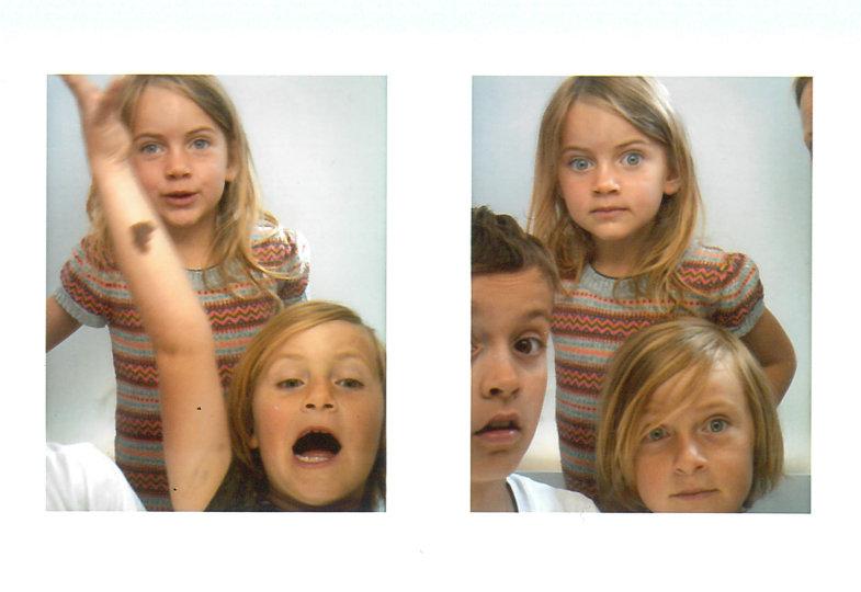 Klick und weg; Einen Fotoautomaten erkunden