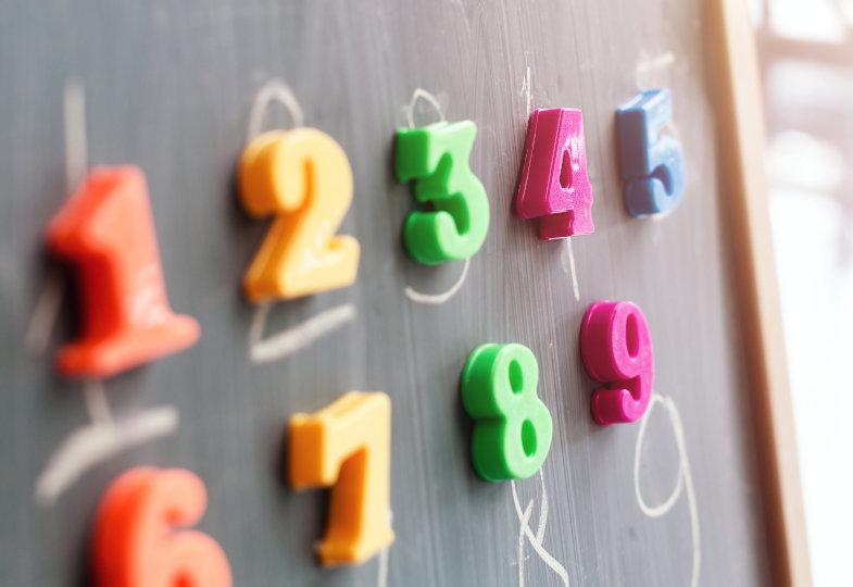 Mathespiele im Kindergarten
