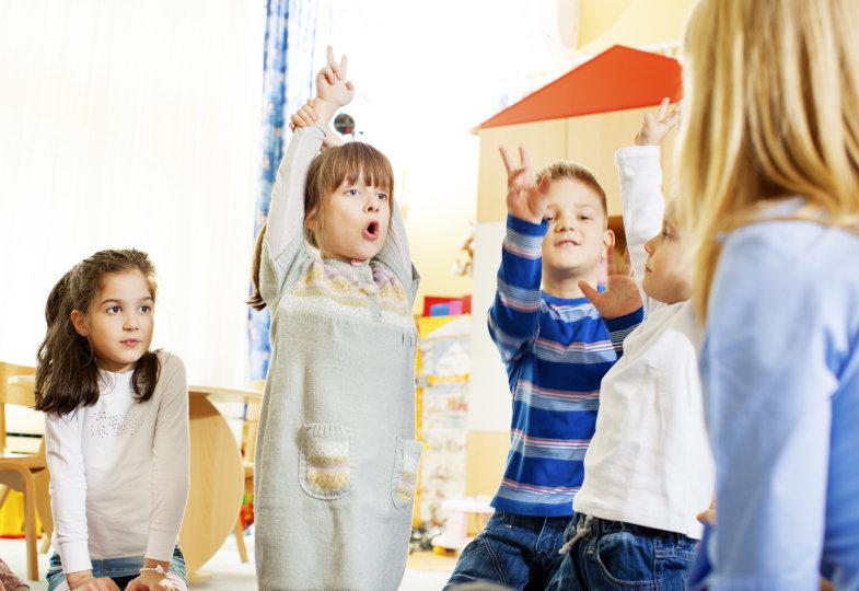 Morgenkreislieder im Kindergarten