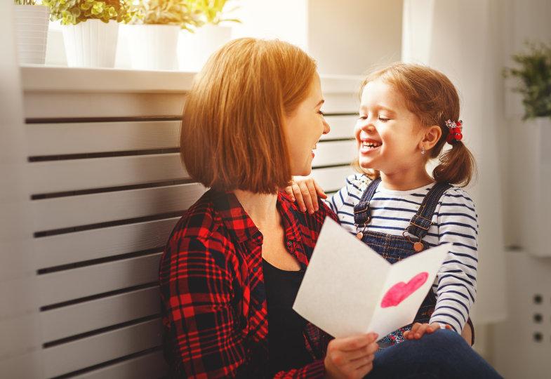 Muttertagsgedichte im Kindergarten