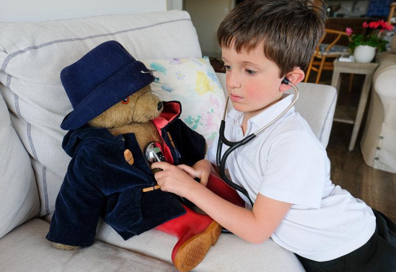 Rollenspiele und Verkleiden im Kindergarten
