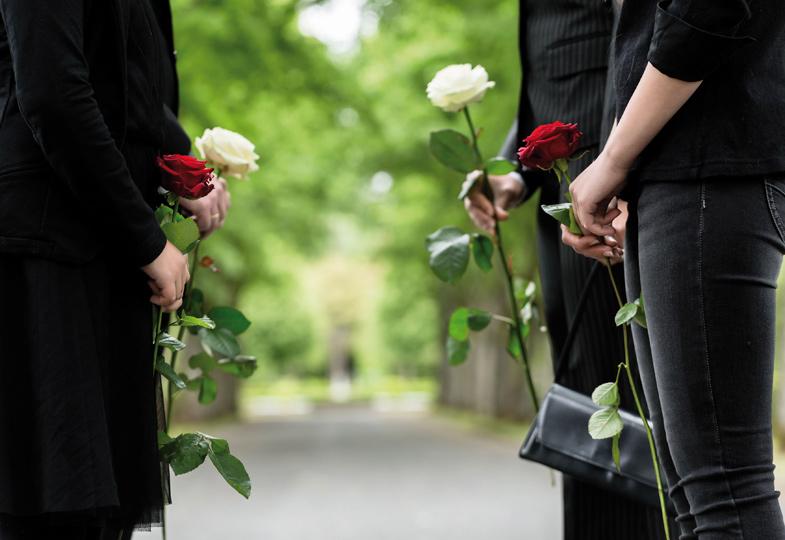 Als wir Mutter beerdigten: Ein unvergesslicher Augenblick