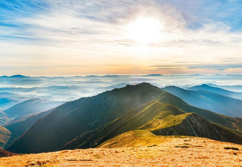 Berge: Wo das Herz sich öffnet