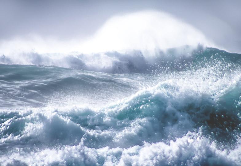 Das Meer: Erfahrung des Unendlichen