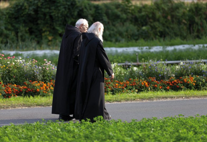 Anselm Grün: Der Einzelne in einer Klostergemeinschaft