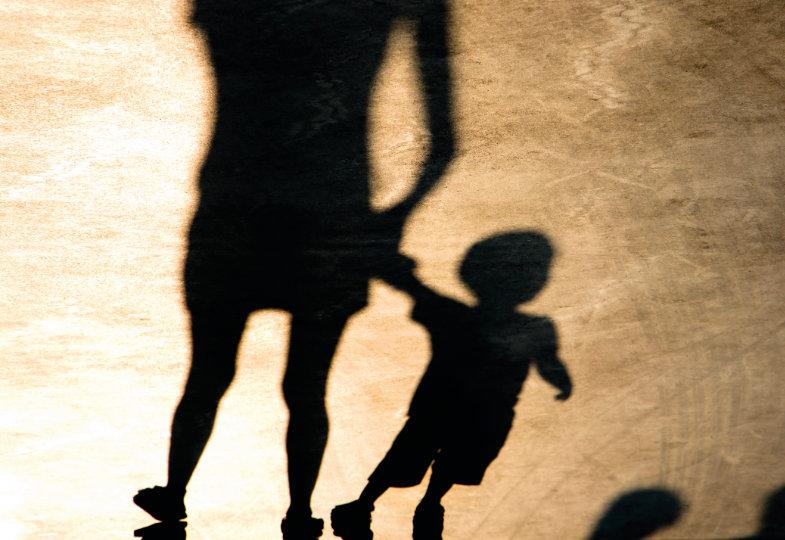Elternschaft annehmen und Kinder los lassen