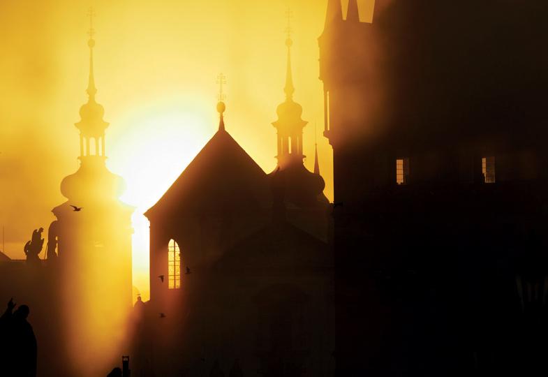 Glocken: Harmonie von Himmel und Erde