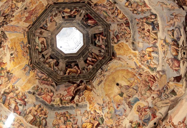 Kirchen: Himmel aus Stein